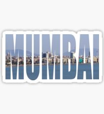 Mumbai Sticker