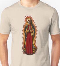 American Traditional Santa Muerte Unisex T-Shirt