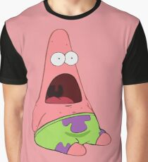 Surprised Patrick Graphic T-Shirt