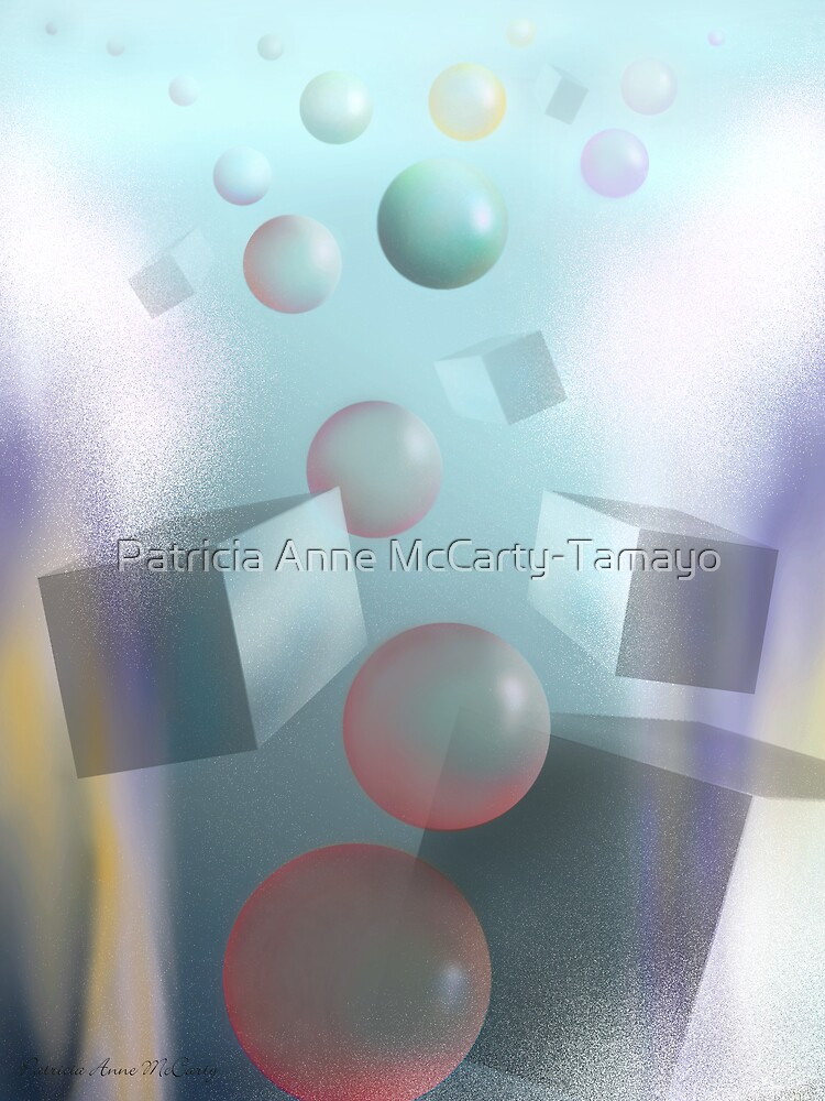 Bubbles by Patricia Anne McCarty-Tamayo