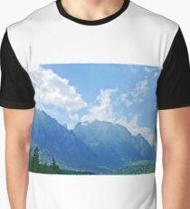 Carpathian Mountains Graphic T-Shirt