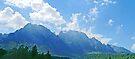 Carpathian Mountains by Graeme  Hyde
