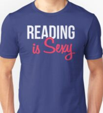 Reading Is Sexy Unisex T-Shirt