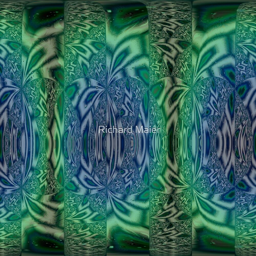 Sierpinski Dreams 2 by Richard Maier