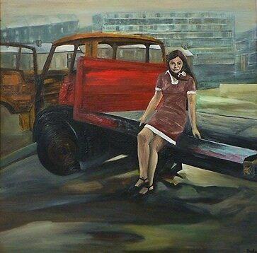The Bogside by nuala herron