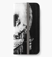 All Is Vanity: Halloween Life, Death, and Existence iPhone Wallet/Case/Skin