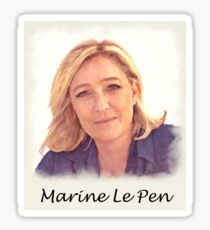 Le Pen Sticker