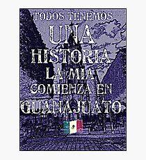 historia Photographic Print
