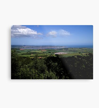 Beautiful Devon Metal Print