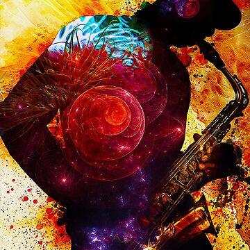 The Jazz Player by CodyNorris