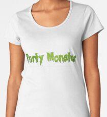Party Monster Women's Premium T-Shirt