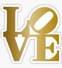 Love Park - Philadelphia Sticker