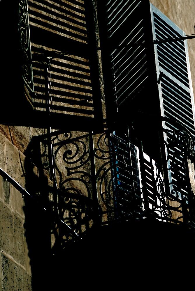 Balcony off balance by ragman