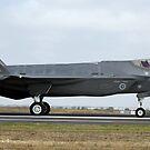 RAAF F-35 Lightning II by Daniel McIntosh
