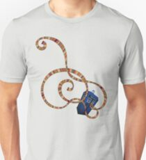 Time Scarf Unisex T-Shirt