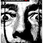 Salvador Dali by HeyGlad