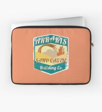 ARRAKIS SAND CASTLE BUILDING COMPANY  Laptop Sleeve