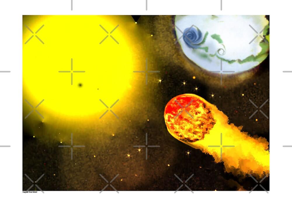 The End  by Trevor  Herbert