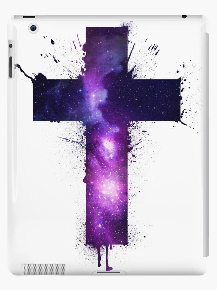 Galaxy Cross by Manoly