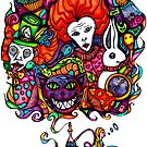 Alice & Hookah by ogfx