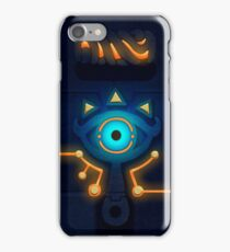 Sheikah Slate Glowing Case iPhone Case/Skin