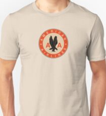Classic American Airlines logo Unisex T-Shirt