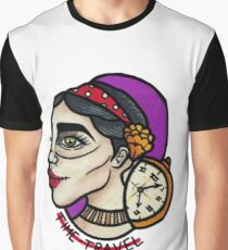 'Time-travel' Graphic T-Shirt
