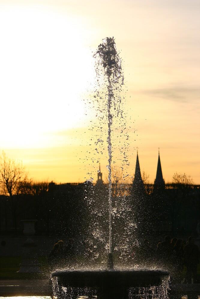 fountain by Alma Ní Chuinn