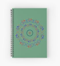 Bike Giro Spiral Notebook