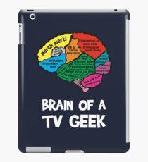 Geek Brain iPad Case/Skin