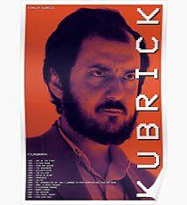 Stanley Kubrick VHS Poster