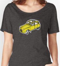 citroen 2 cv  Women's Relaxed Fit T-Shirt