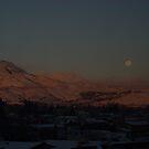 Moon over Marin by regalrecaller
