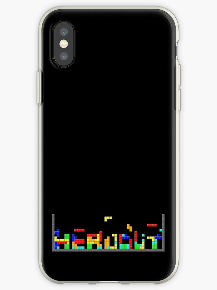 Tetris HeadOut by HeadOut