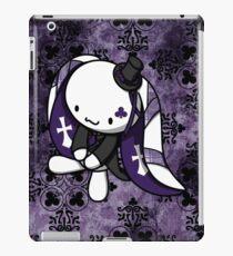 Princess of Clubs White Rabbit iPad Case/Skin