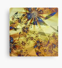 Hot Wind Metal Print