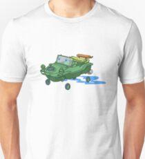 little green schwimmwagen Unisex T-Shirt