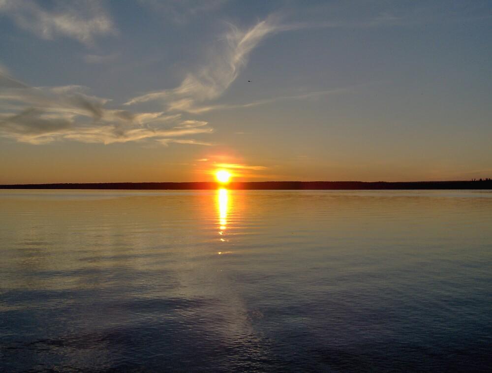 Sunset by cameragirl