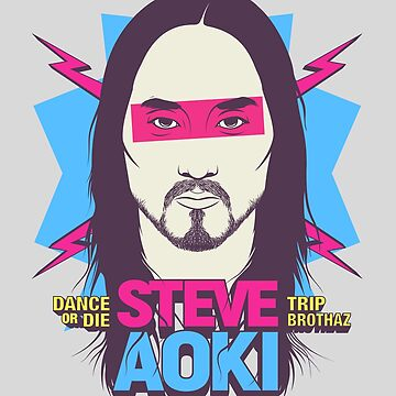 Steve Aoki - chef - fan art by PartyHunter
