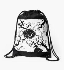 The Round Eternal Drawstring Bag