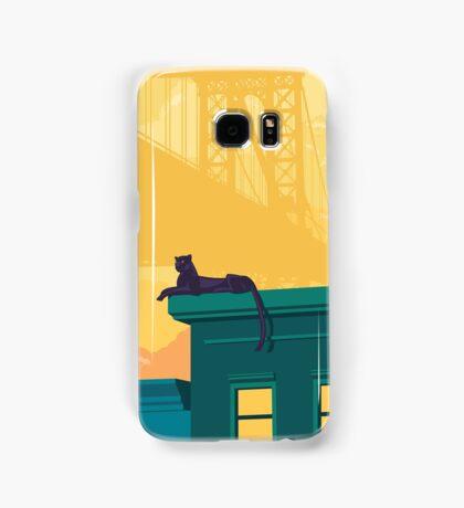 Urban jaguar Samsung Galaxy Case/Skin