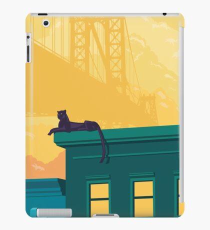 Urban jaguar iPad Case/Skin