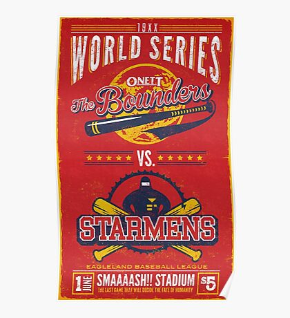 World Series 19XX Poster