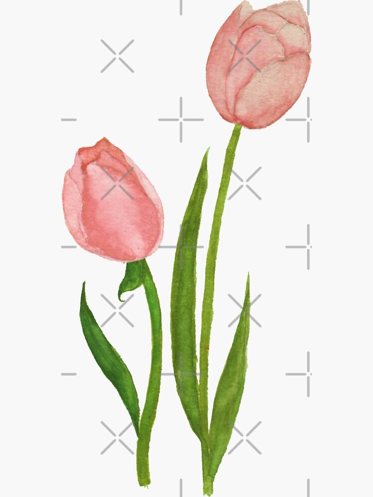 Zu kleine Tulpen von geekgo