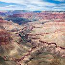 South Rim Grand Canyon by Caleb Ward