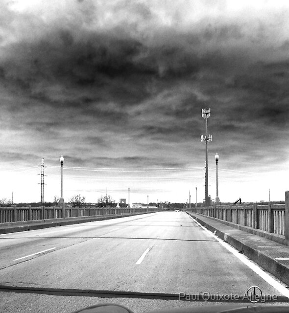TRINITY BRIDGE by Paul Quixote Alleyne