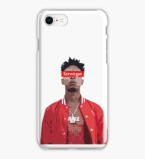 21 Savage cartoon iPhone Case/Skin