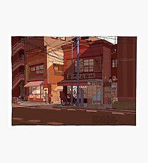 Osenbi shop Photographic Print