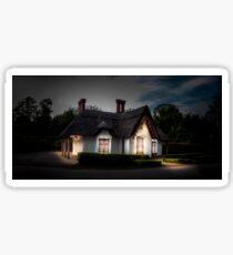 Cottage Killarney Park Sticker