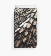 DRAGON SCALE TILES Duvet Cover